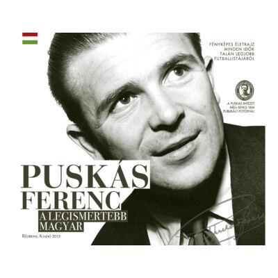 Puskás Ferenc a legismertebb magyar
