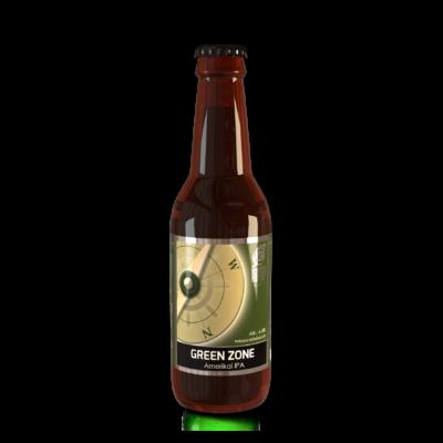 Green Zone 0,33l – American IPA